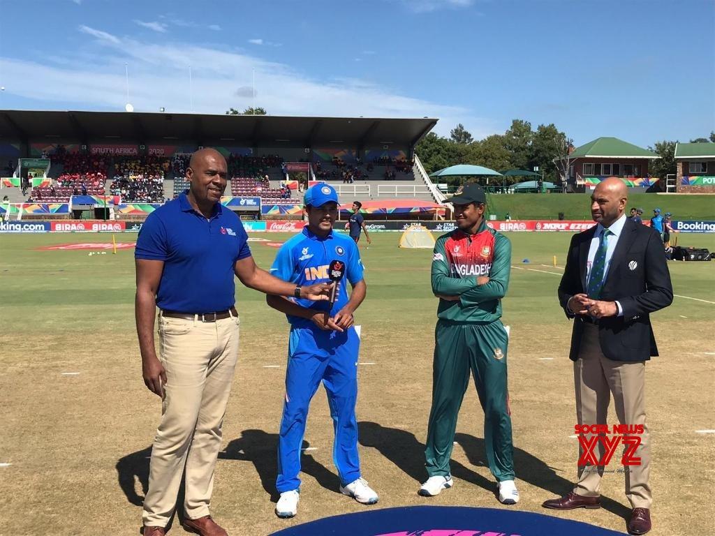 Potchefstroom: ICC U19 World Cup final - India Vs Bangladesh #Gallery