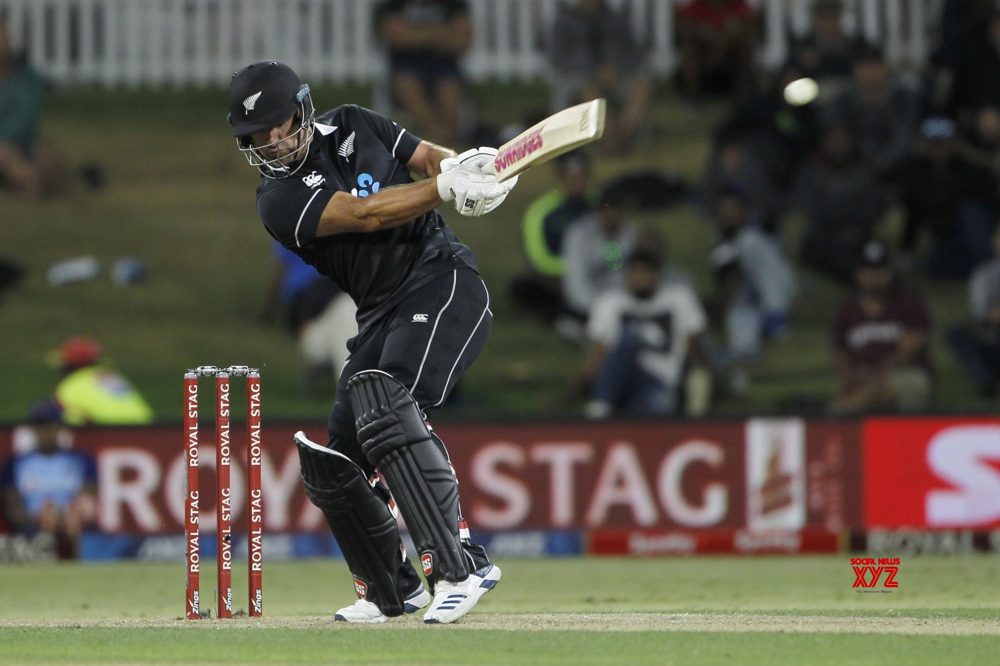 Mount Maunganui: 3rd ODI - India Vs New Zealand (Batch - 12) #Gallery