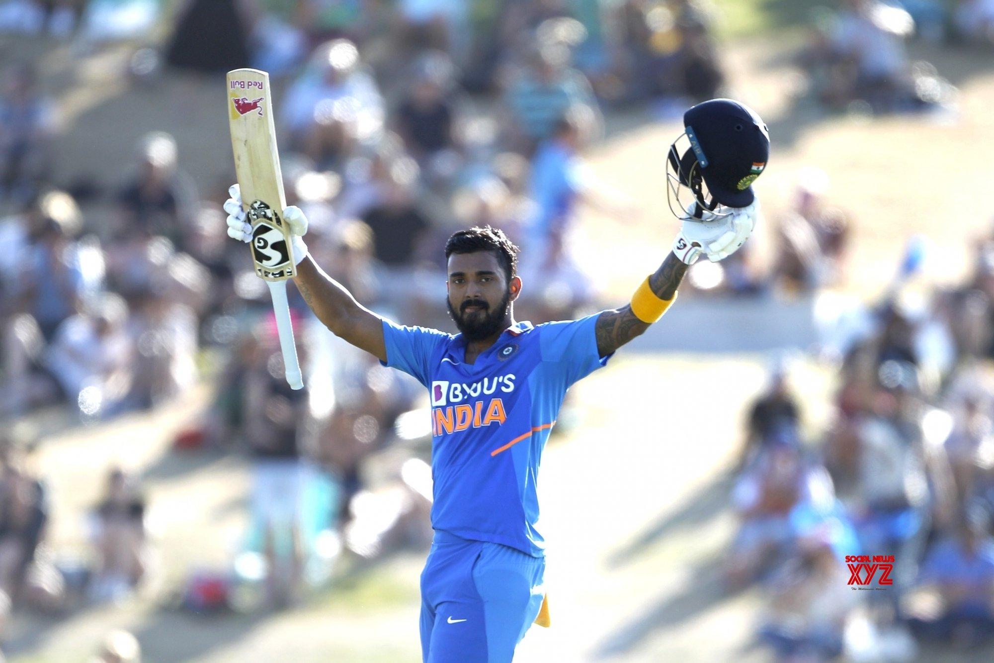 Mount Maunganui: 3rd ODI - India Vs New Zealand (Batch - 6) #Gallery