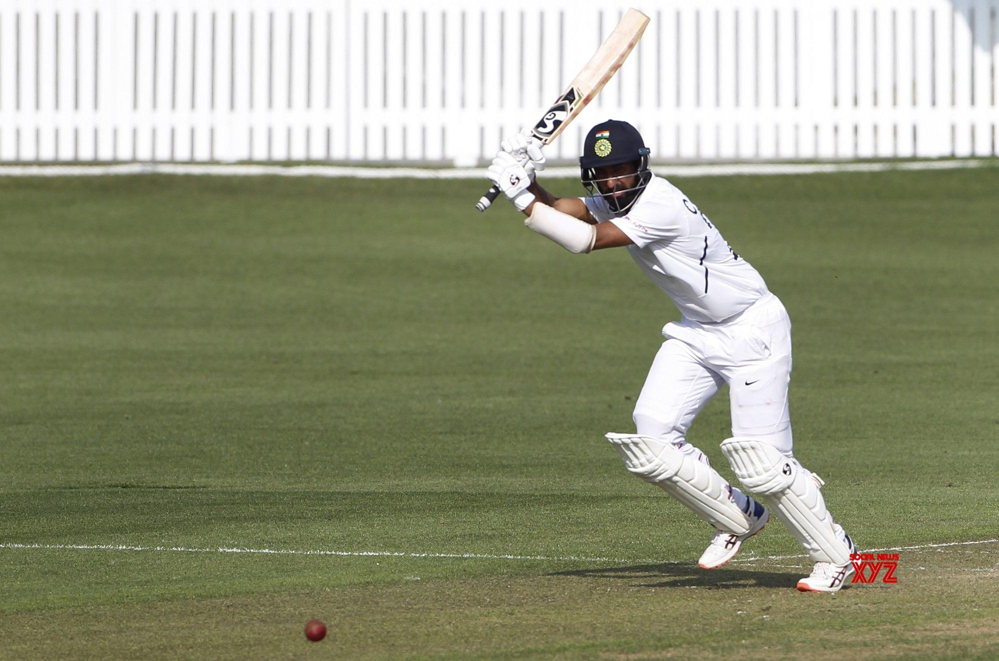 Hamilton: 1st Test - India Vs New Zealand - Practice match #Gallery