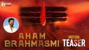 Manchu Manoj Aham Brahmasmi Motion TEASER (Video)