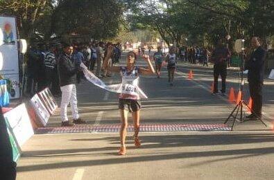 Bhawna Jat qualifies for Tokyo in 20km RaceWalk event