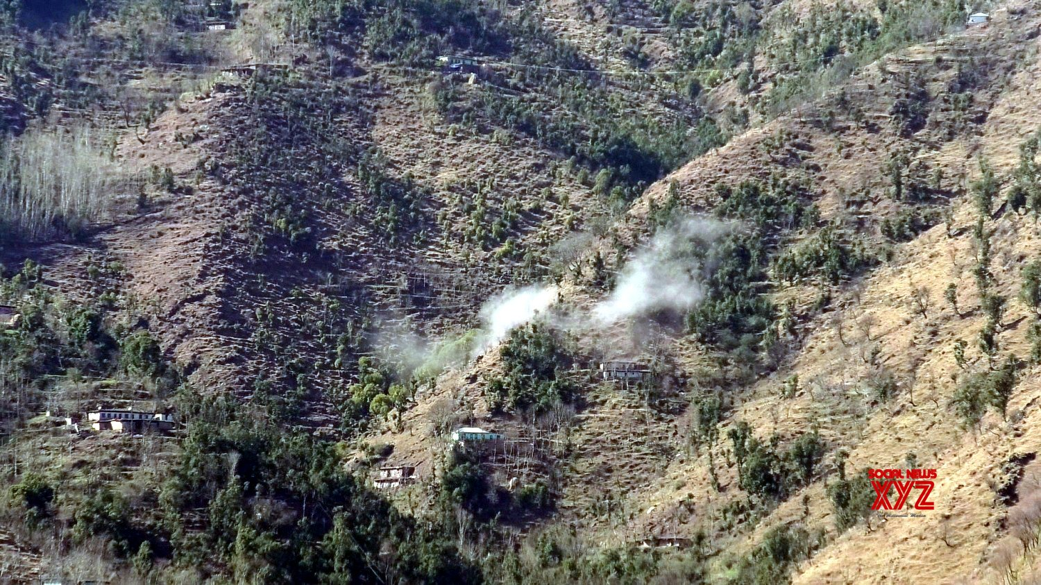 Pak violates ceasefire for 3rd consecutive day on LoC in J&K