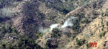 Pakistan firing. (File Photo: IANS)