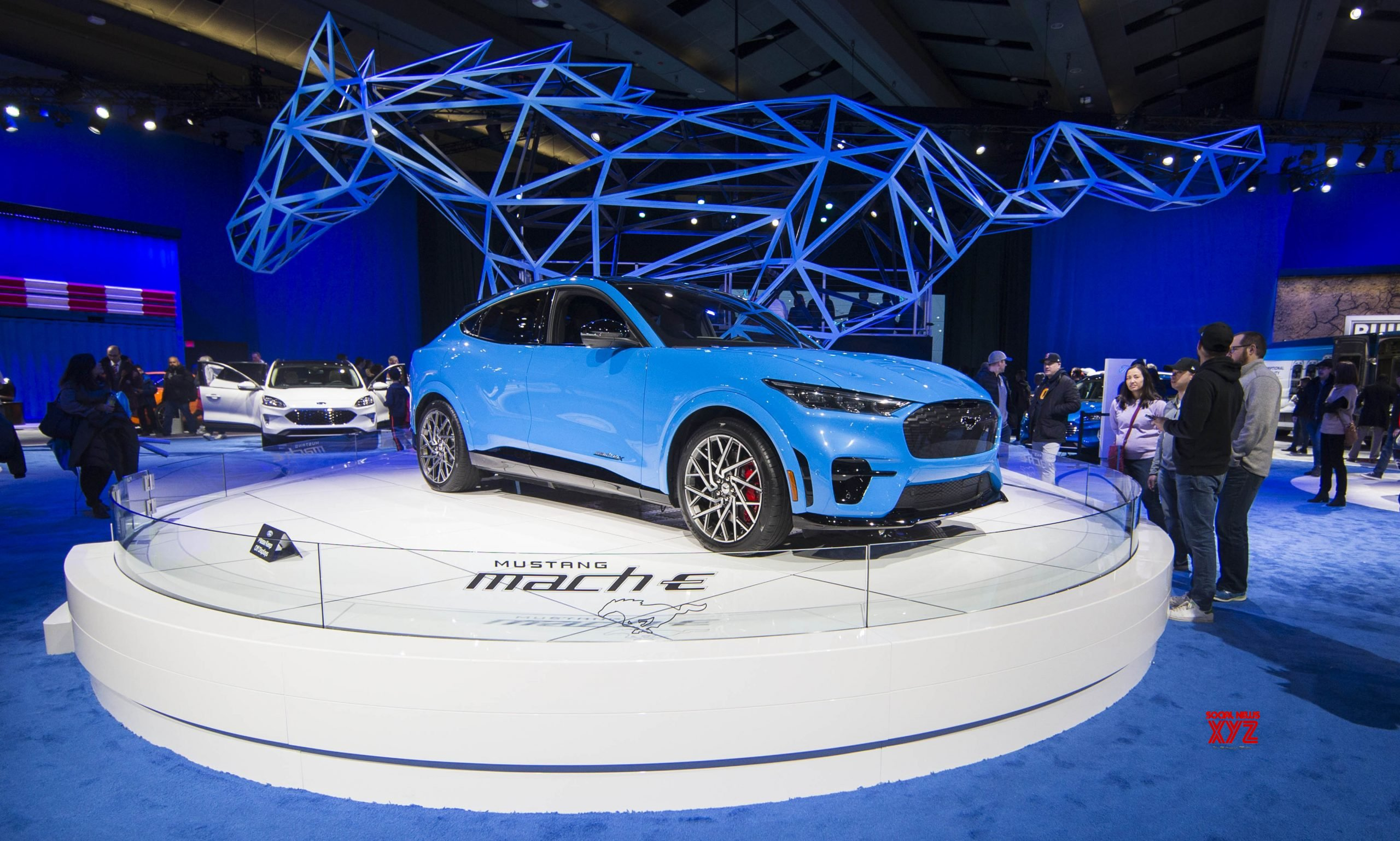 CANADA - TORONTO - CANADIAN INTERNATIONAL AUTOSHOW #Gallery