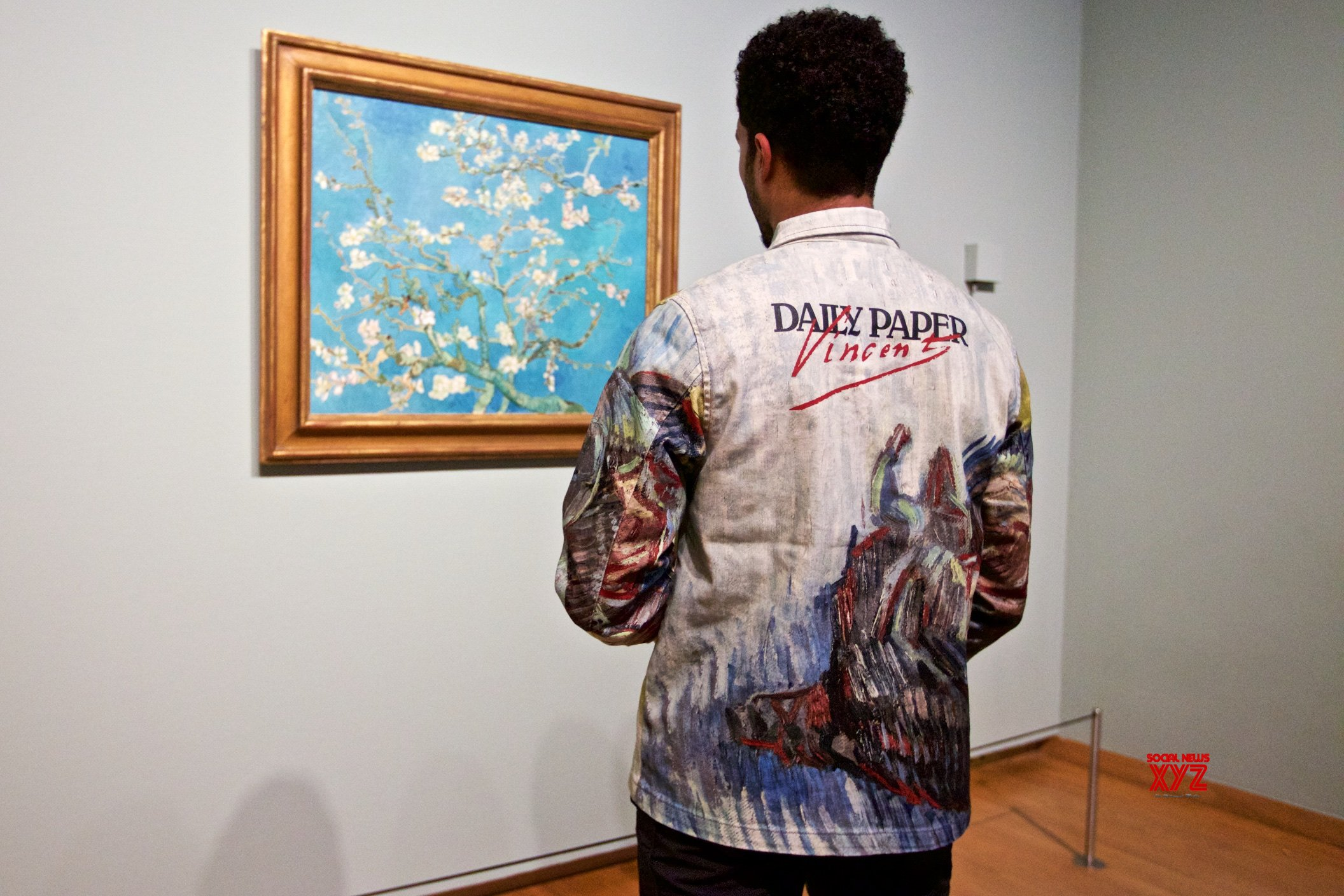 THE NETHERLANDS - AMSTERDAM - VAN GOGH MUSEUM - DAILY PAPER X VAN GOGH COLLECTION #Gallery