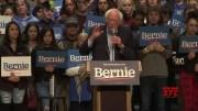 Bernie Sanders campaigns in Charlotte (Video)