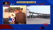 Hyderabad : Kishan Reddy serious on Metro officials - TV9 (Video)