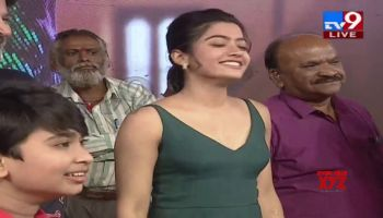 Rashmika Mandanna On Tollywood Bheeshma Pre Release Event Video Social News Xyz