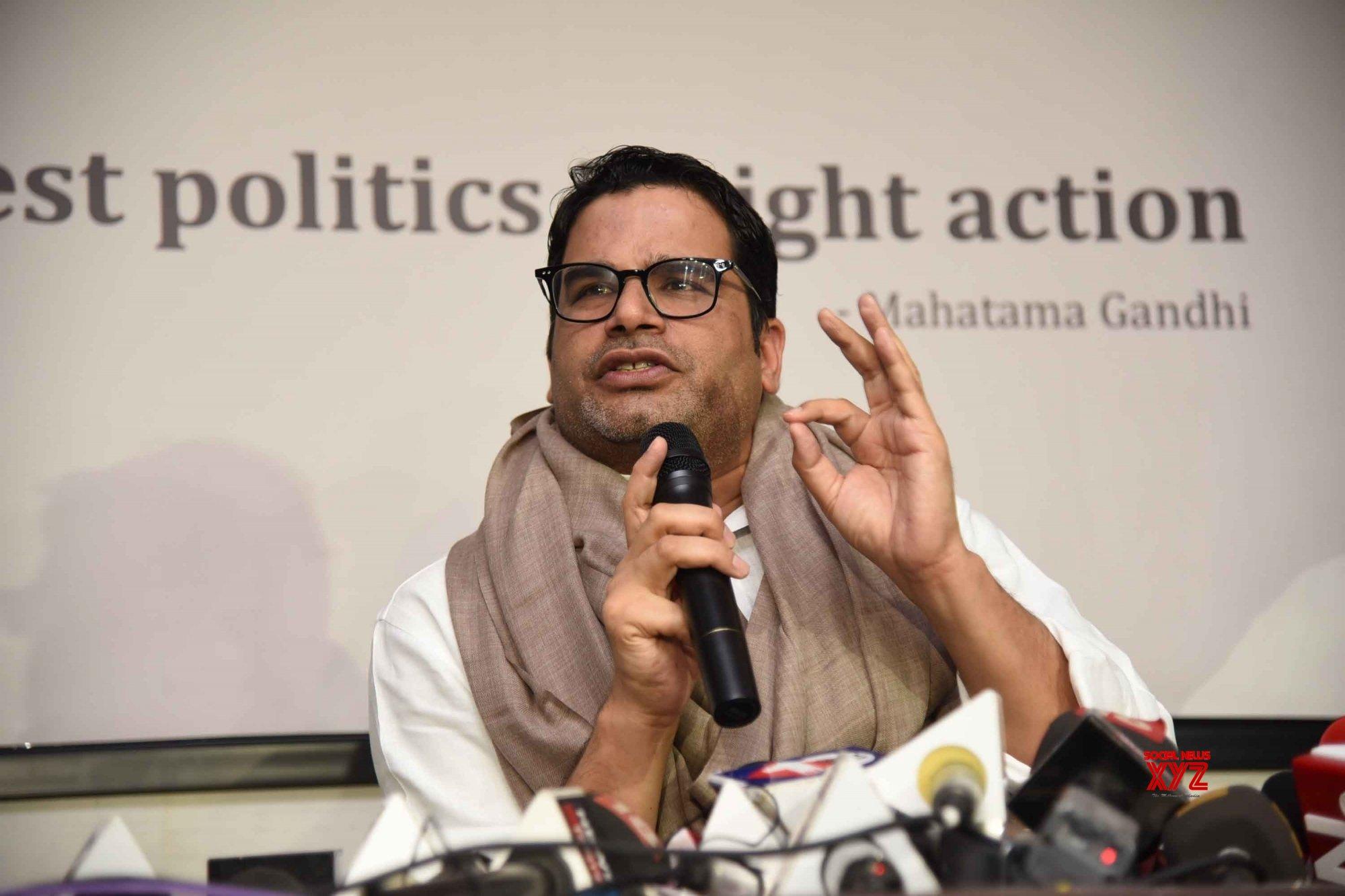 Ripples in Maha as poll strategist PK meets Sharad Pawar