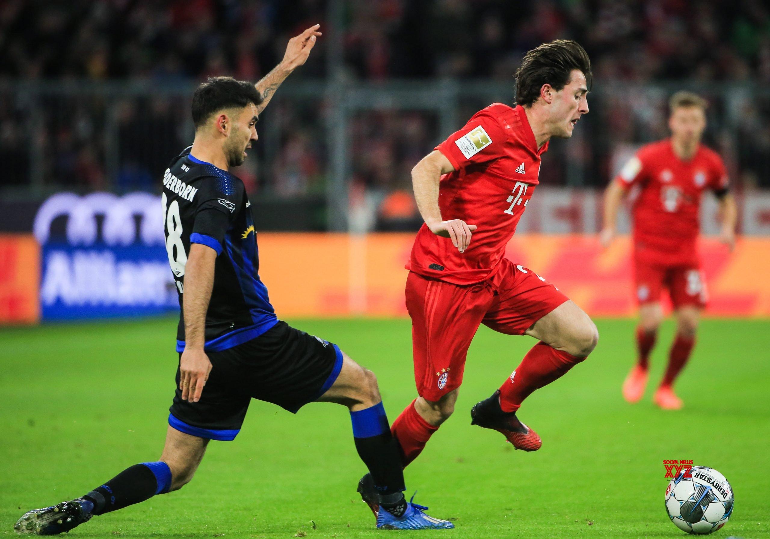 Bayern Vs Paderborn
