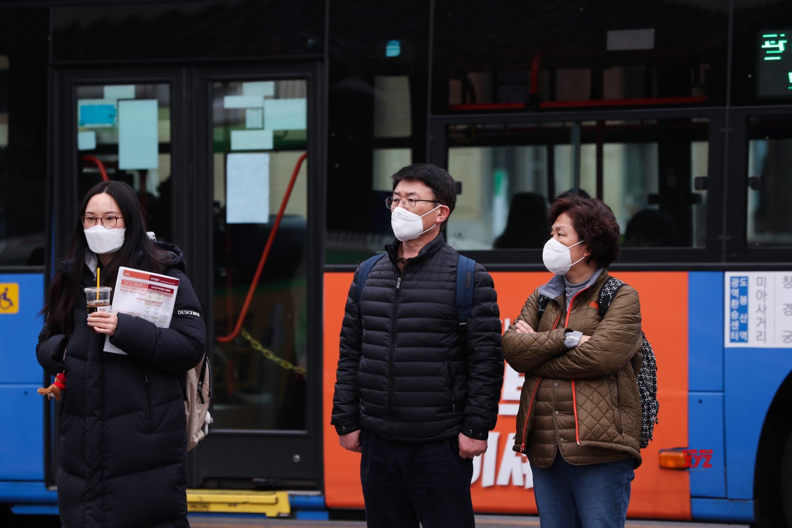 South Korea coronavirus cases pass 2 000: authorities