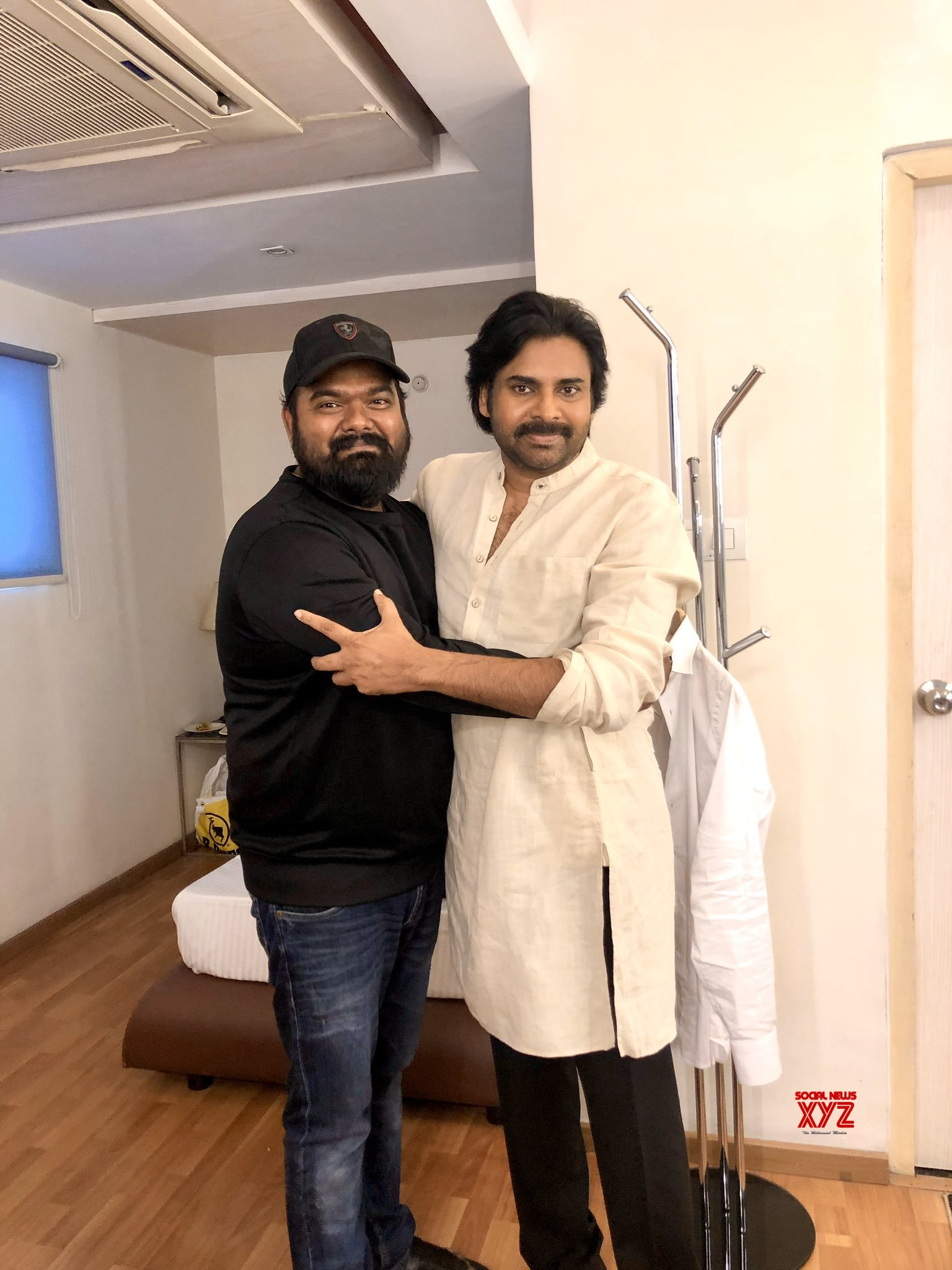 Powerstar Pawan Kalyan Congratulates Director Venky Kudumula On Bheeshma Movie Success Gallery Social News Xyz