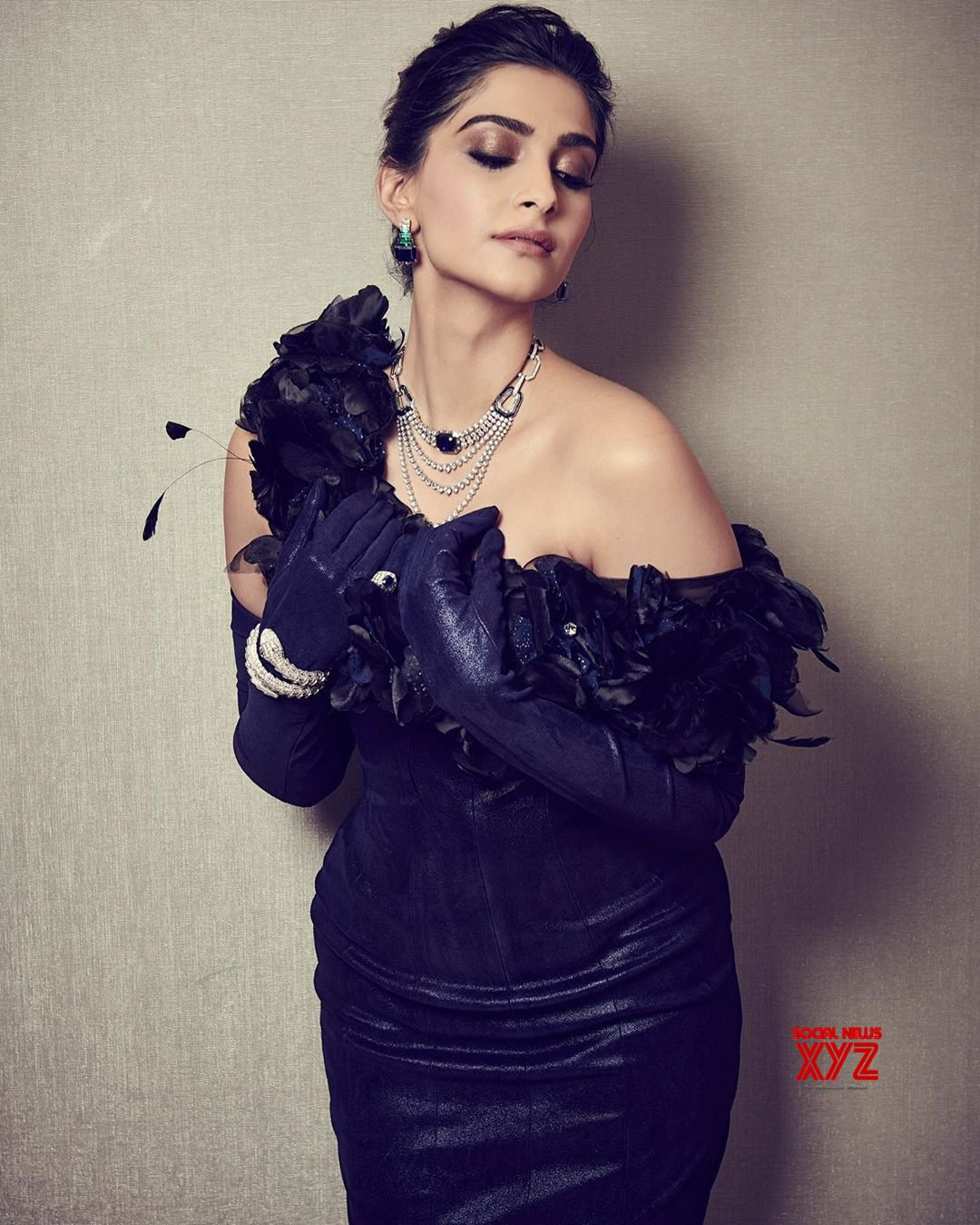 Actress Sonam K Ahuja Latest Stills