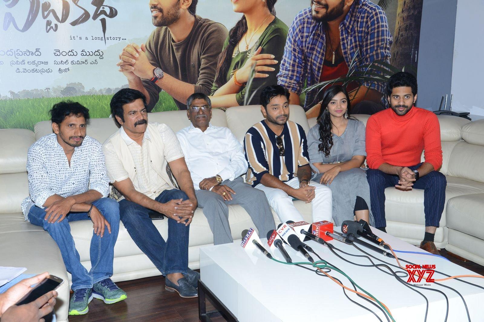 O Pitta Katha Movie Press Meet Gallery