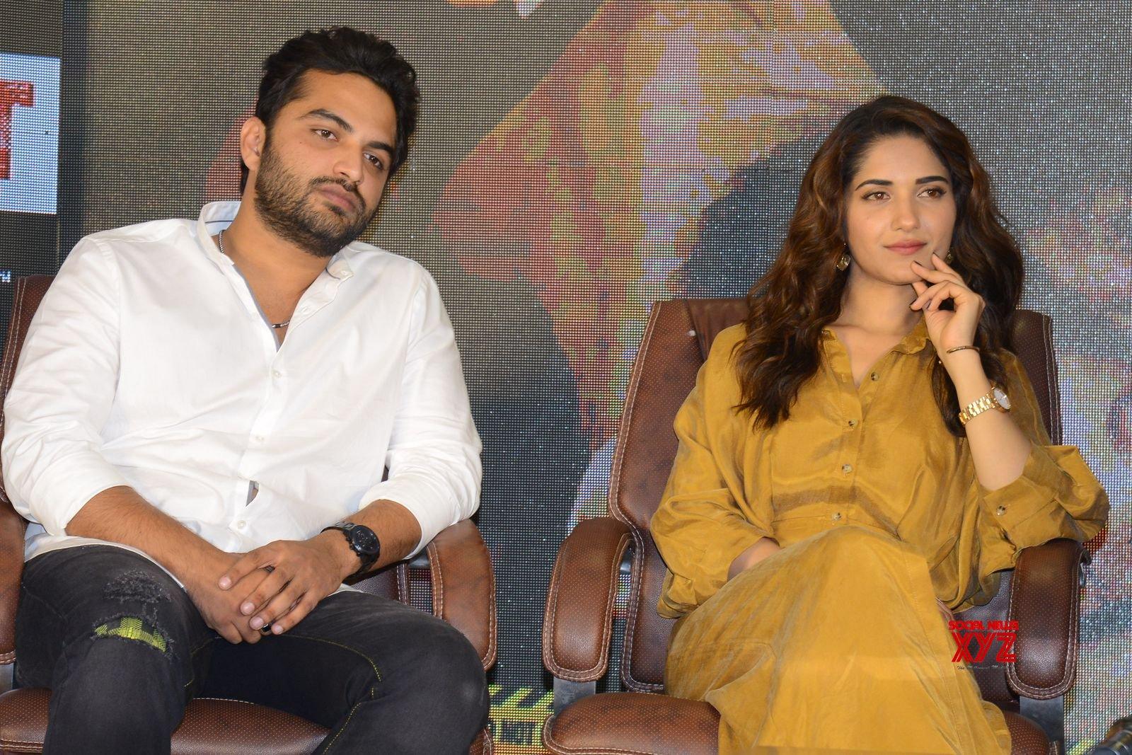 Vishwak Sen's Hit Movie Pre Release Press Meet Gallery