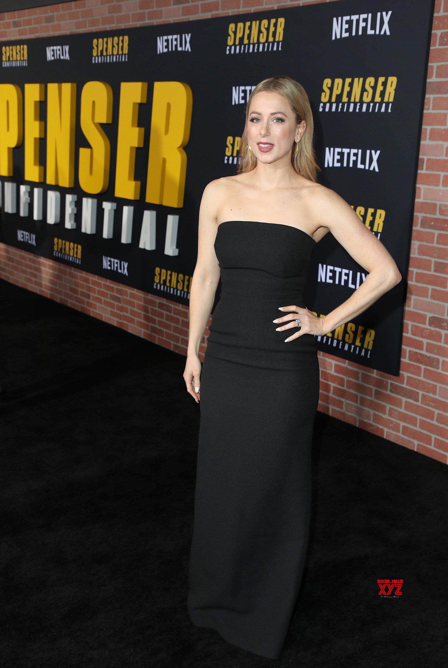 Spenser Confidential Movie Premiere Hd Stills Social News Xyz