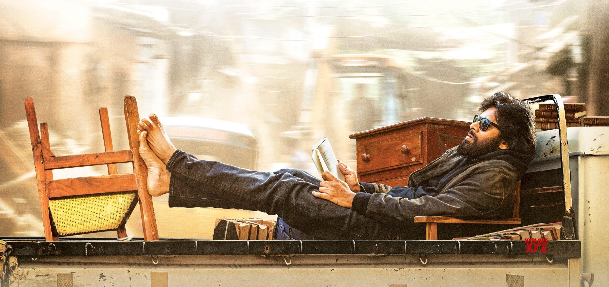 Power Star Pawan Kalyan's Vakeel Saab Movie First Look Super HD ...