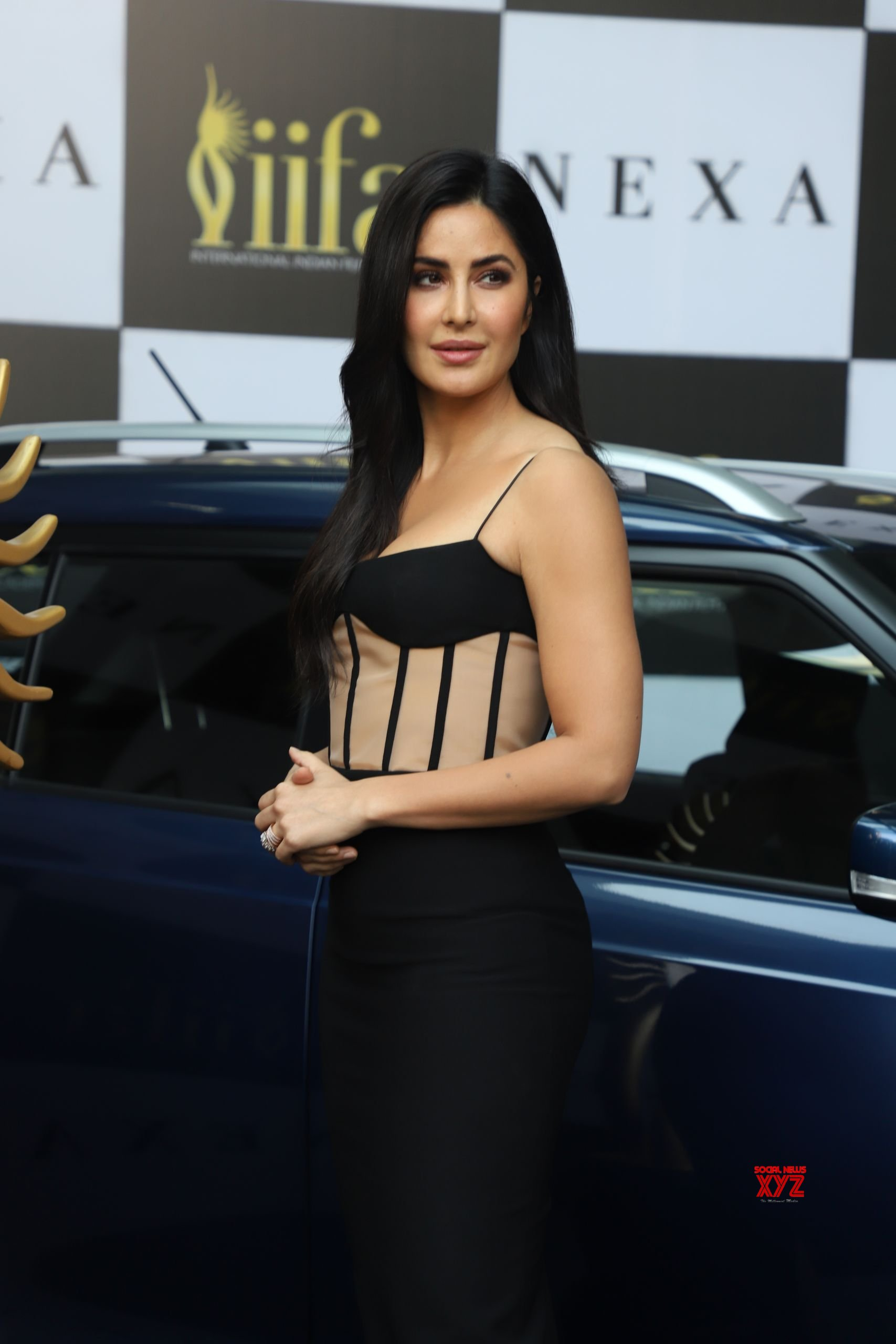 Katrina Kaif And Dia Mirza At 21st Edition Of Nexa Iifa Weekend And Awards 2020 Hd Gallery Social News Xyz