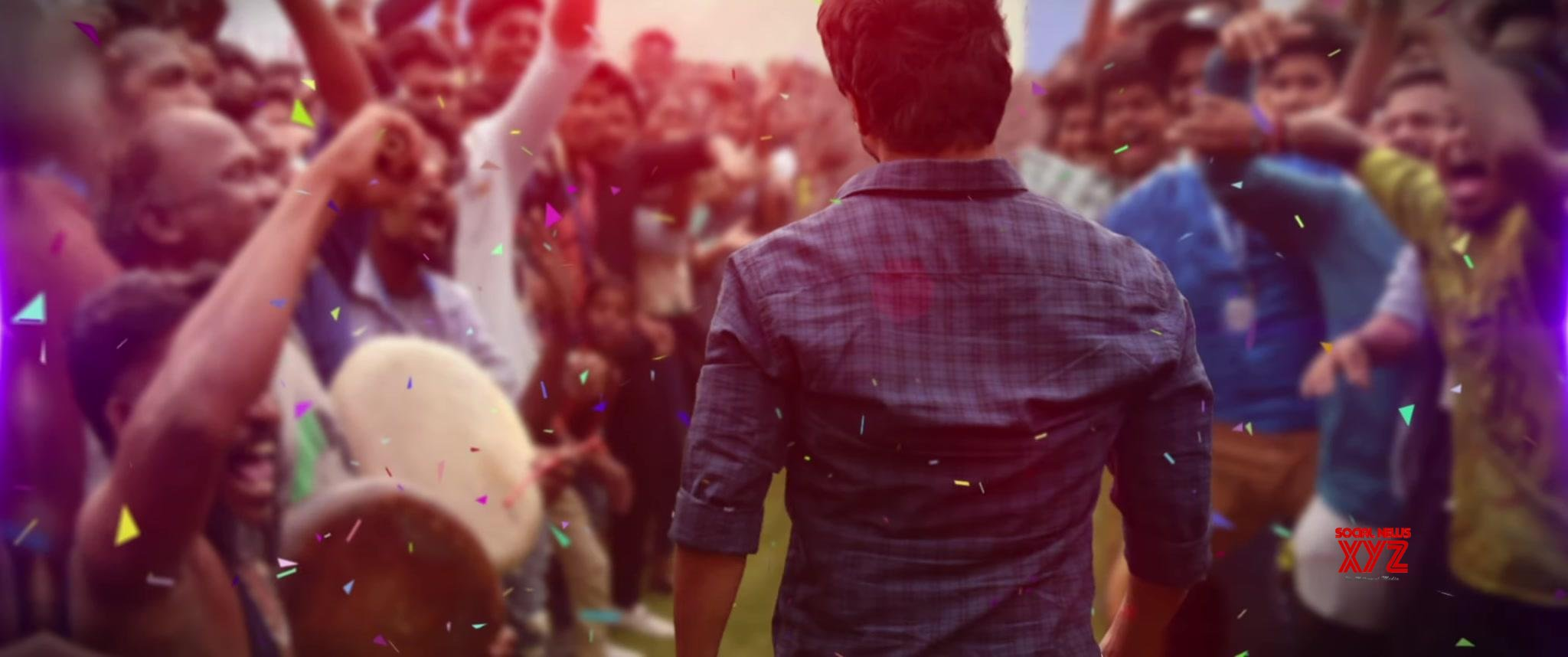 Thalapathy Vijay S Master Movie Vaathi Coming Lyrical Stills Social News Xyz