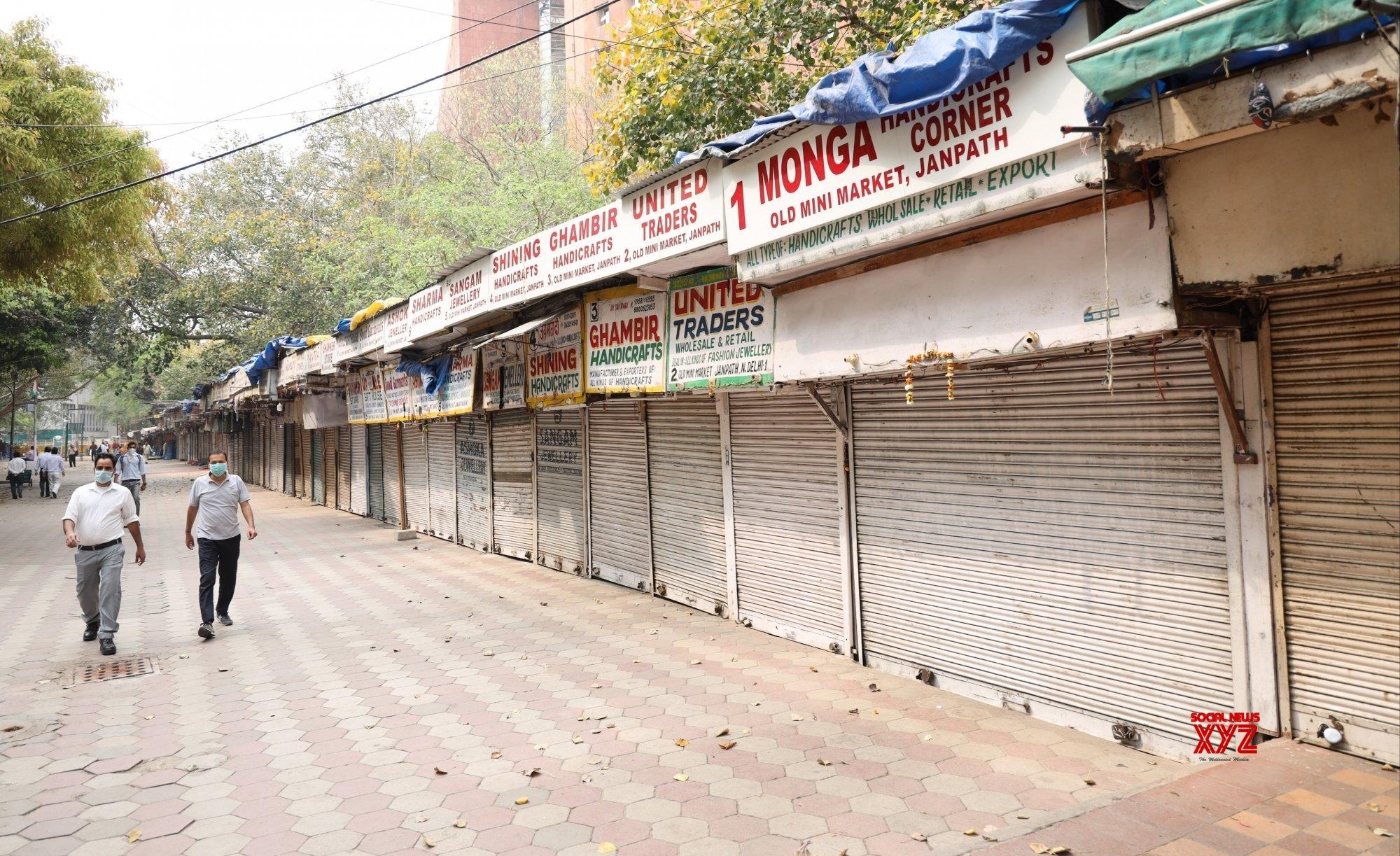 Image result for delhi curfew