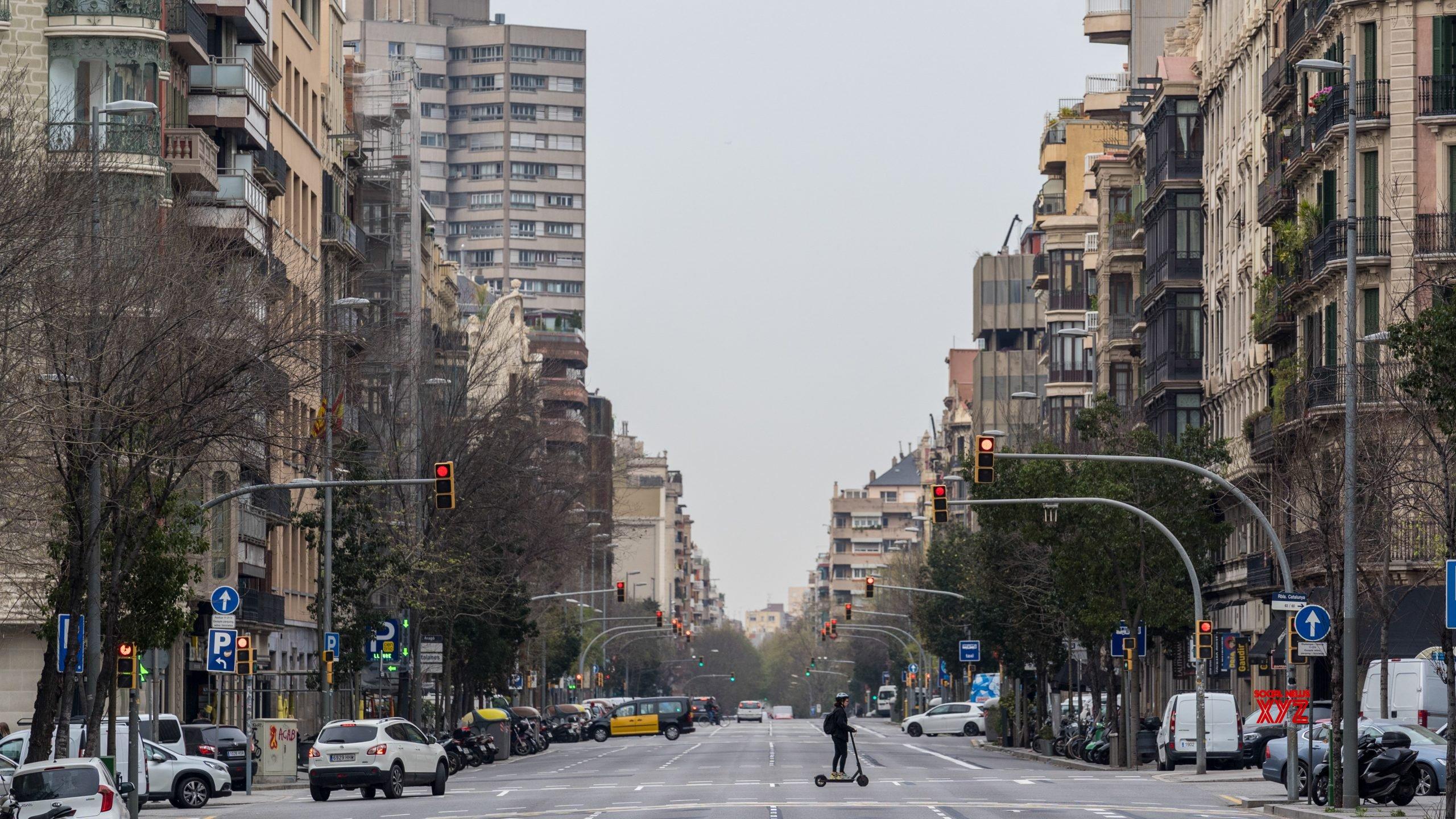 Spain's Deputy PM tests positive for coronavirus