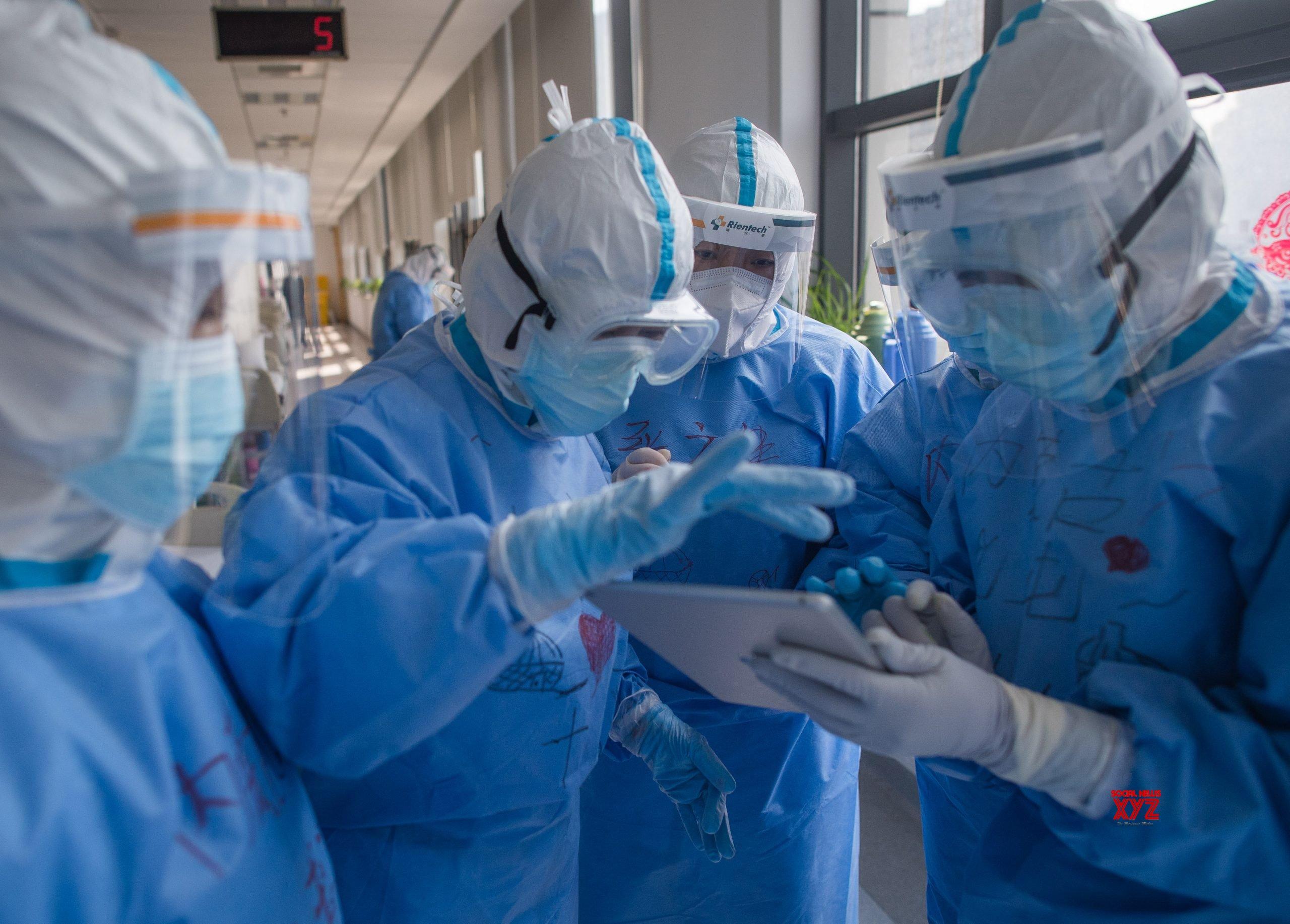 Man dies of hantavirus in China