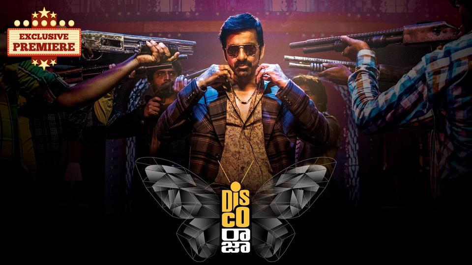 Raviteja's Disco Raja movie is now streaming on Sun NXT & Jio