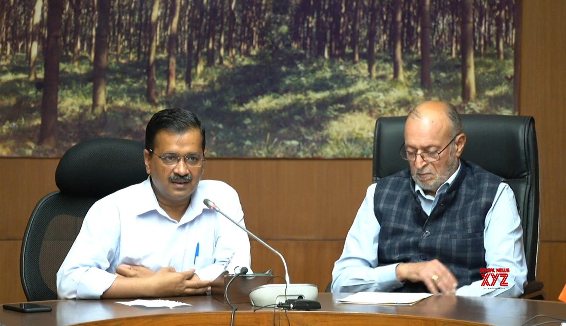 Delhi L-G, CM condole demise of police inspector due to COVID-19