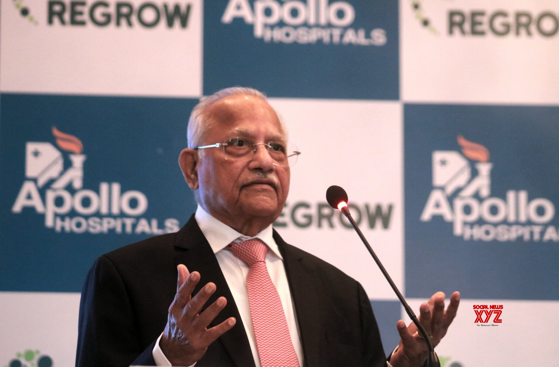 Apollo Hospitals launches 'Project Kavach' to fight pandemic