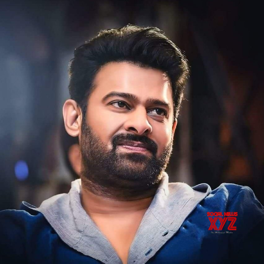 Prabhas Contributes Rs 1 Crore To The CM Relief Fund Of Telangana And Andhra Pradesh and 3 Crores to PM relief fund