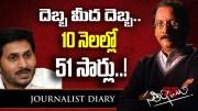 Journalist Diary   SATISH BABU   Jagan's tenure- Is the cure ...worse than the disease? (Video)