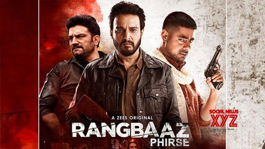 ZEE5 Web Series 'Rangbaaz Phirse' Will Take You Back In '90s, Must Watch.