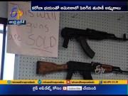 Coronavirus   Americans are panic buying guns  (Video)