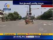 High alert in Vizag after 3 COVID 19 case  (Video)