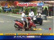 Lockdown Underway | Live From Kurnool  (Video)