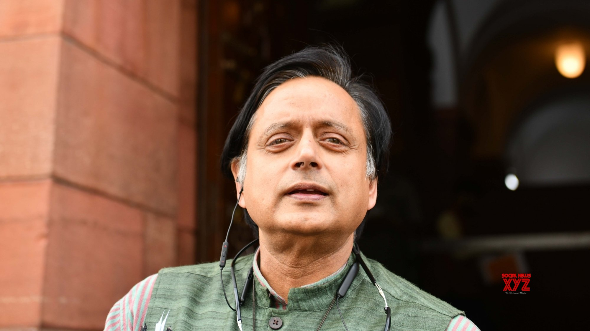Universities must be an ideal version of Democracy: Shashi Tharoor