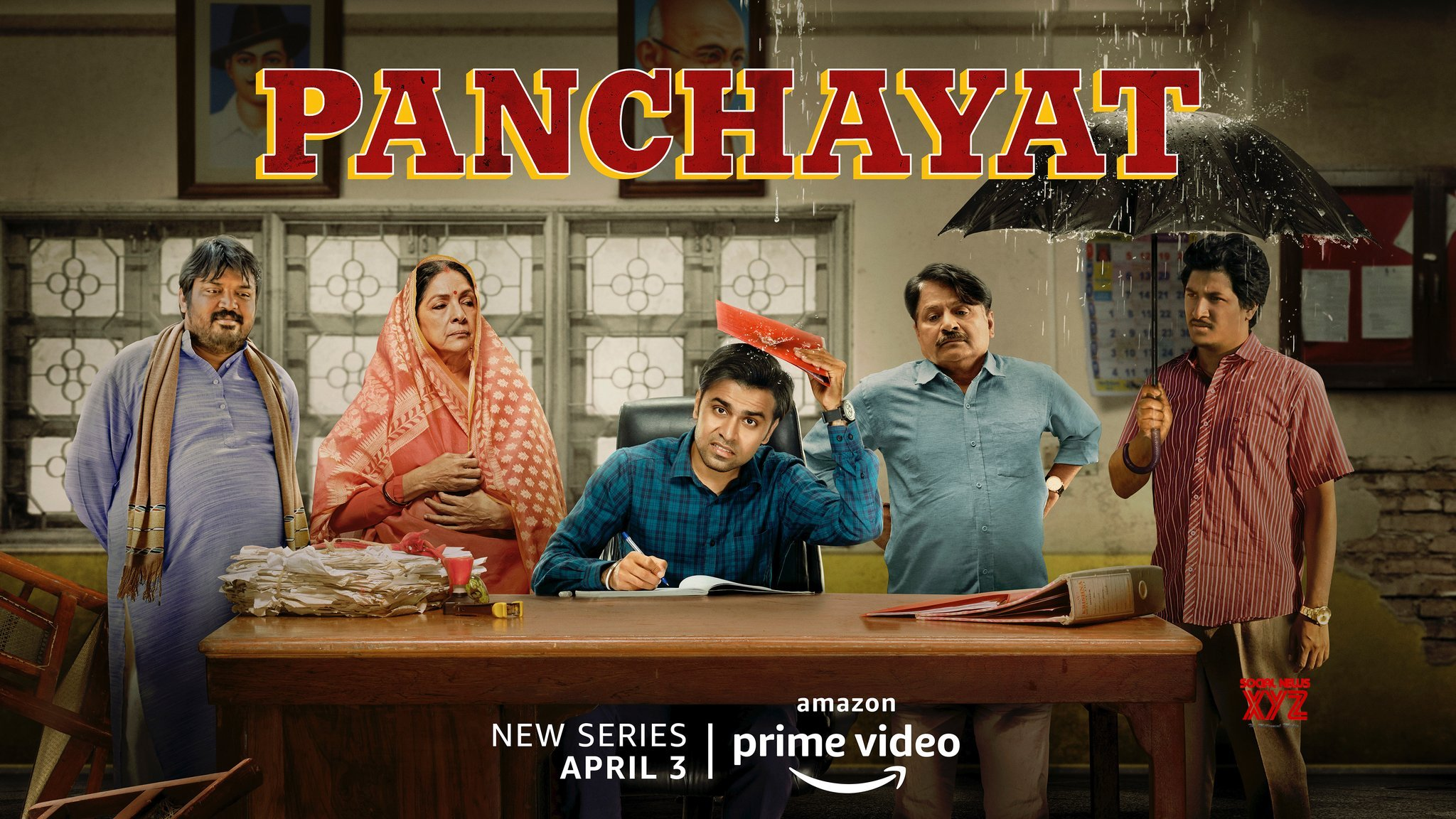 Panchayat Review ( Prime Video ): A Lock Down Time Pass (Rating: ***)