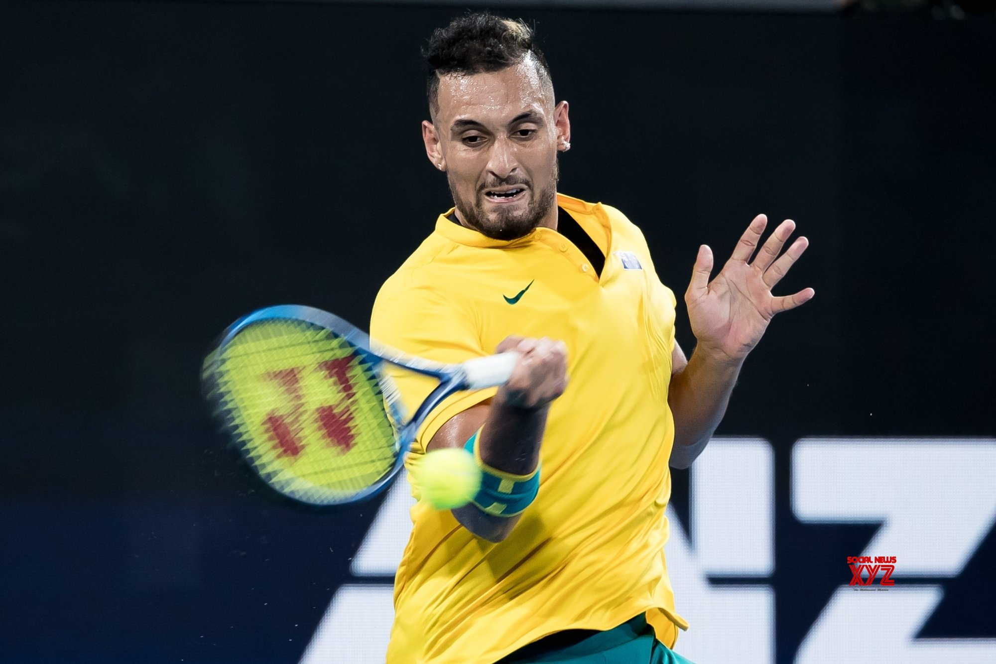 Kyrgios pulls out of US Open due to COVID-19 fears