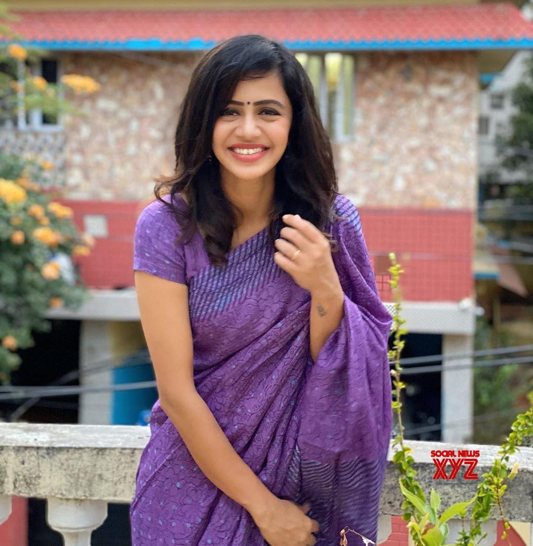 Actress Anjana Rangan Latest Cute Stills