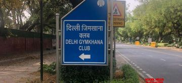 Delhi Gymkhana Club. (File Photo: IANS)