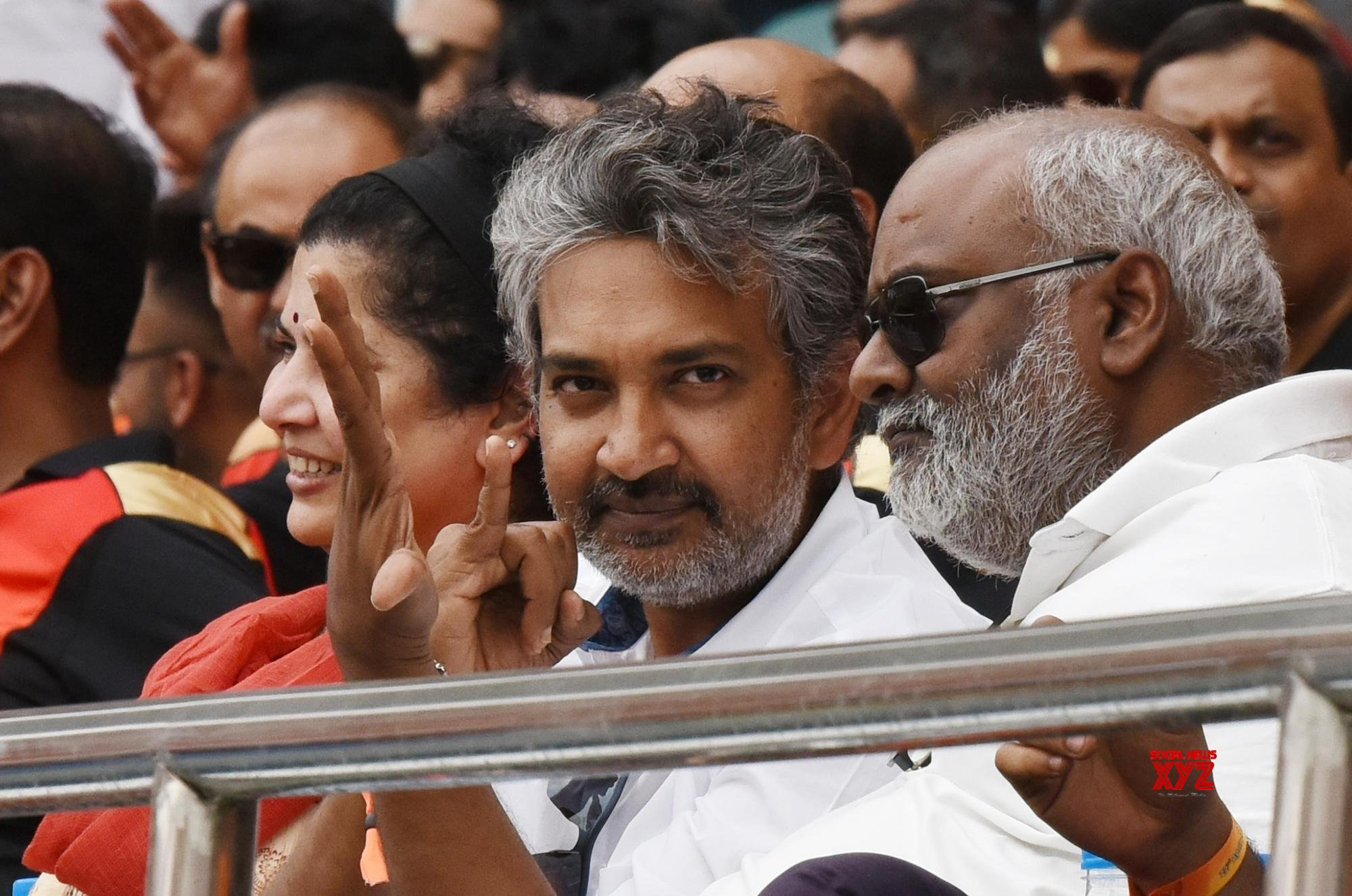 Big Breaking: Rajamouli confirms he and his family members have tested positive for coronavirus
