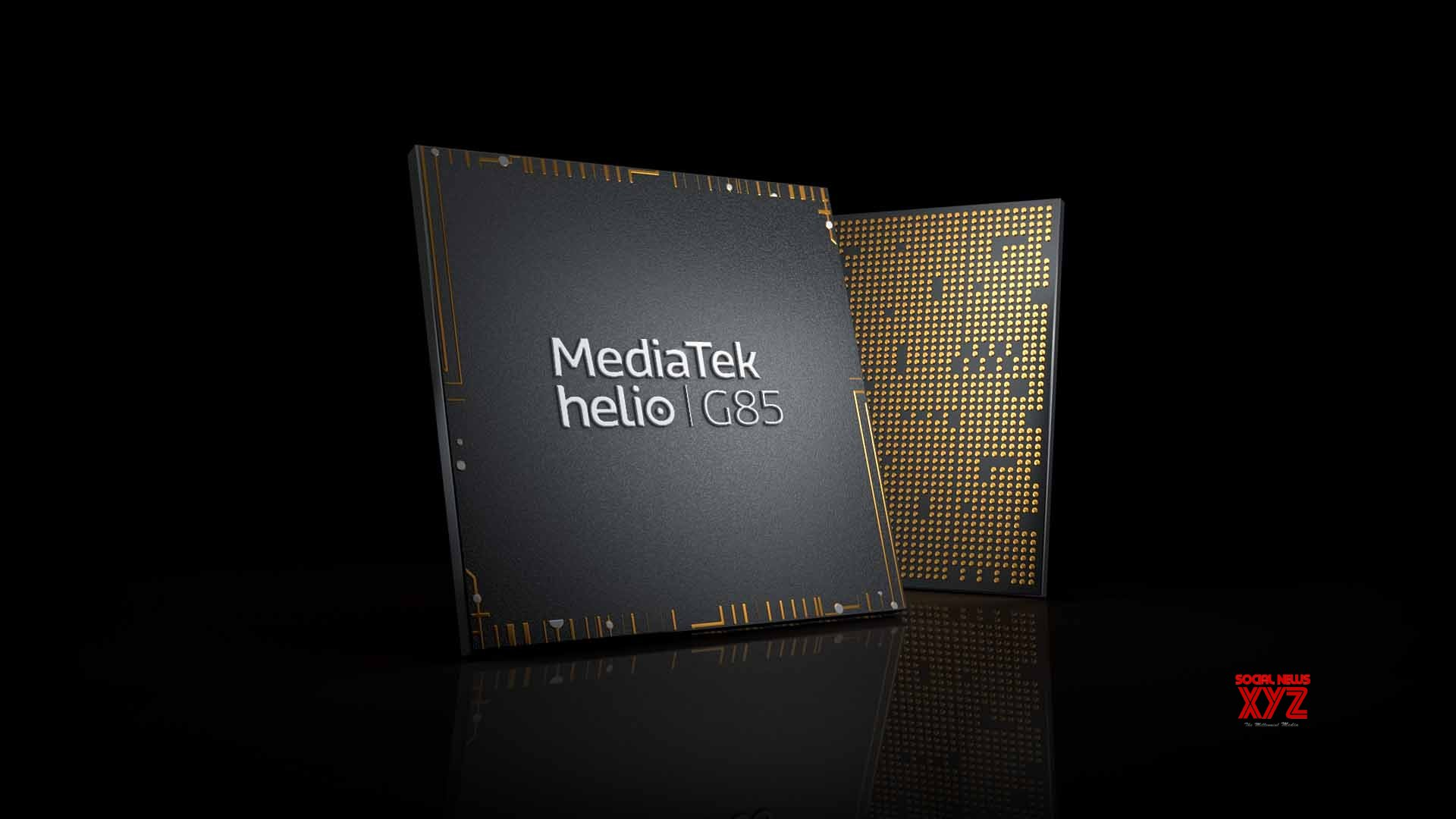 MediaTek launches entry-level Helio gaming chipsets