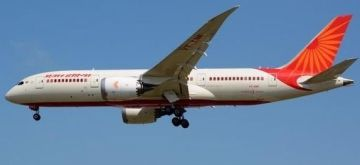 Air India flight with 326 Indians from London reaches Delh.