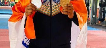 Shivam Thakur.