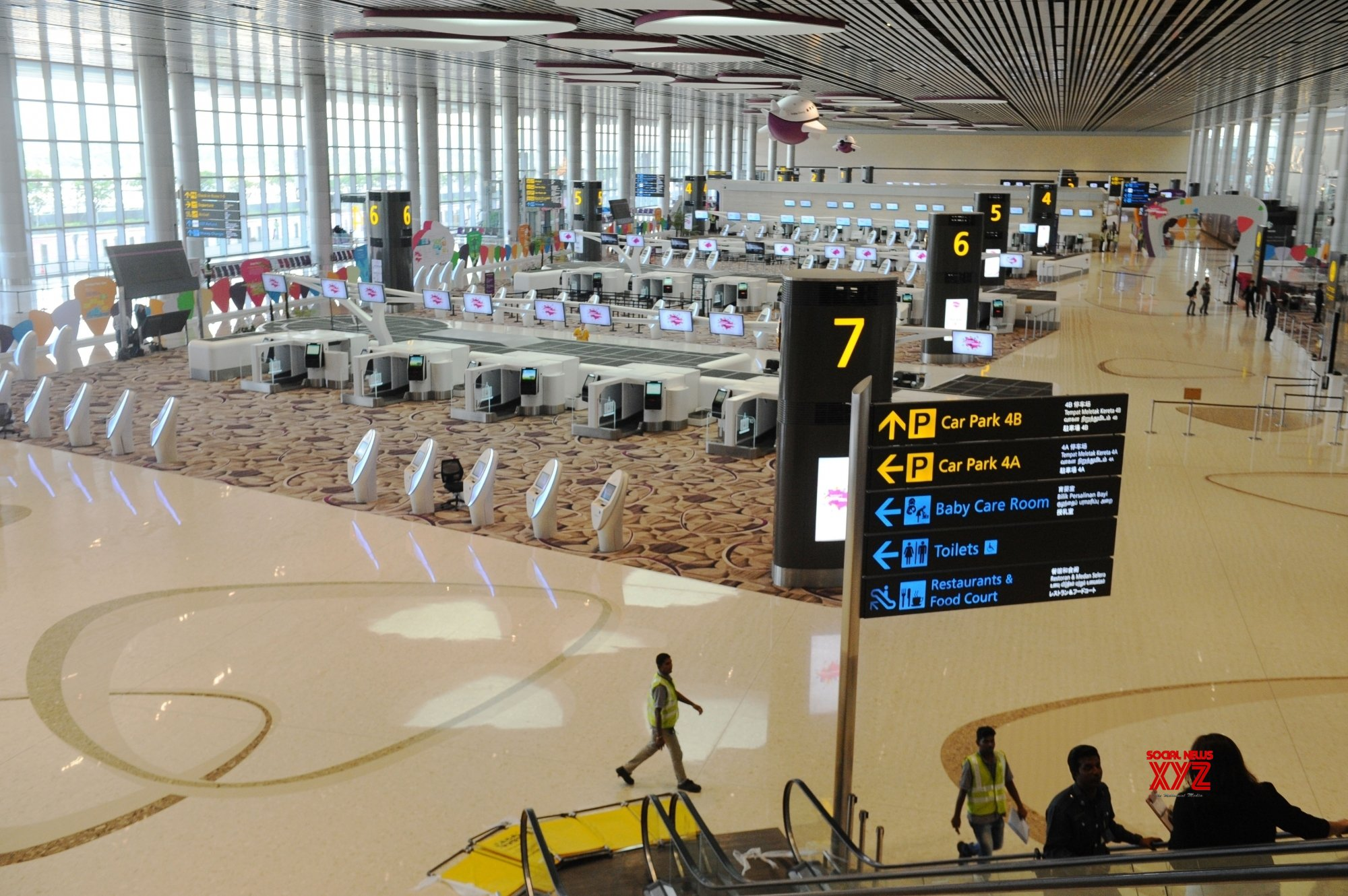 HK travellers to S'pore will have to take on-arrival test