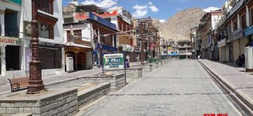 Coronavirus, LAC standoff hits tourism in Ladakh (Special Ground Report From Leh).