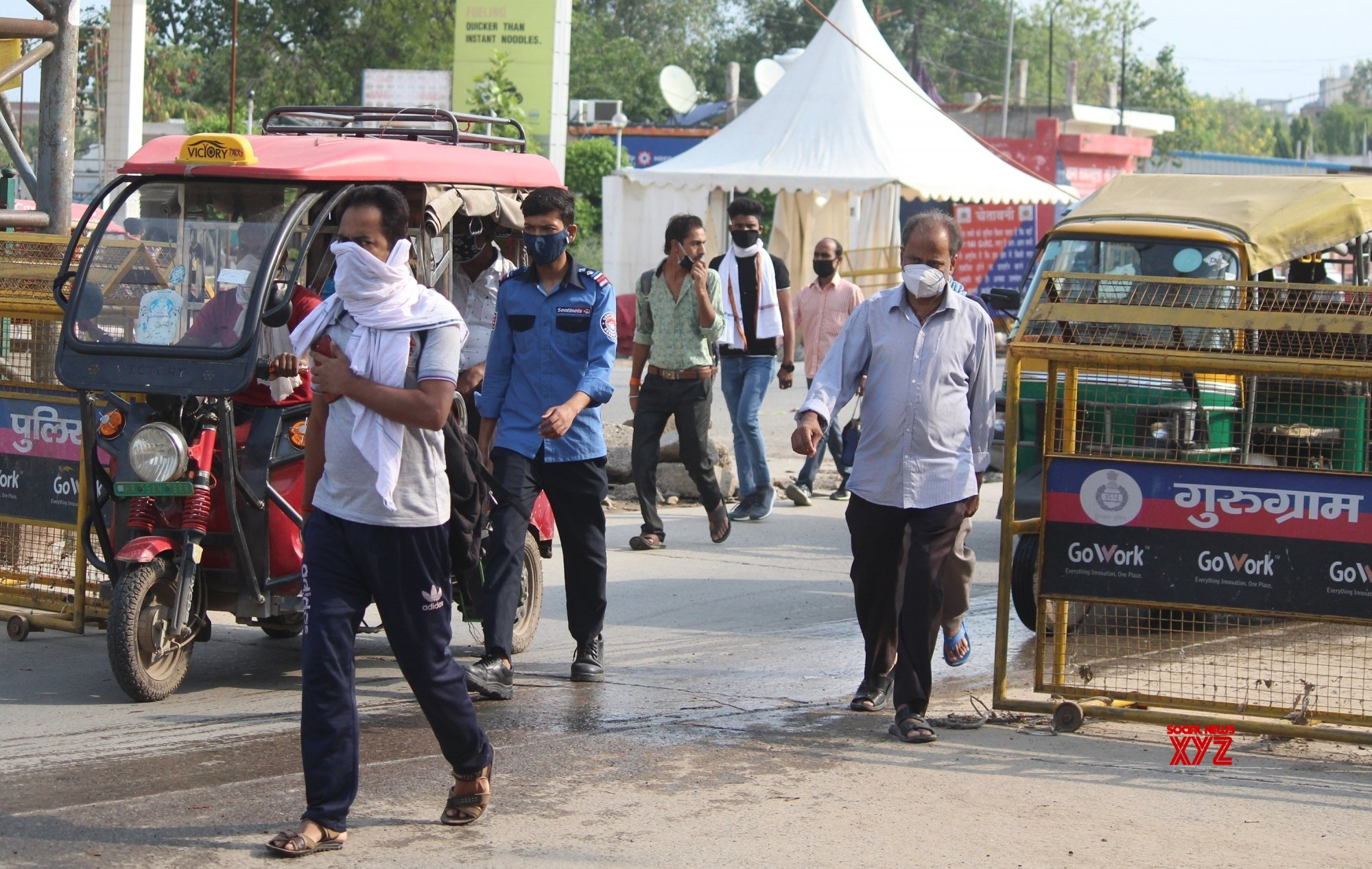 741 new Covid cases, 191 recoveries reported in Gurugram