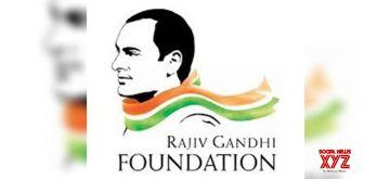 Rajiv Gandhi Foundation.