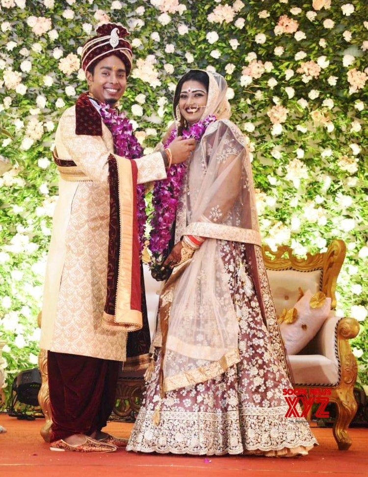 Ranchi: Archers Deepika Kumari and Atanu Das tie the knot #Gallery